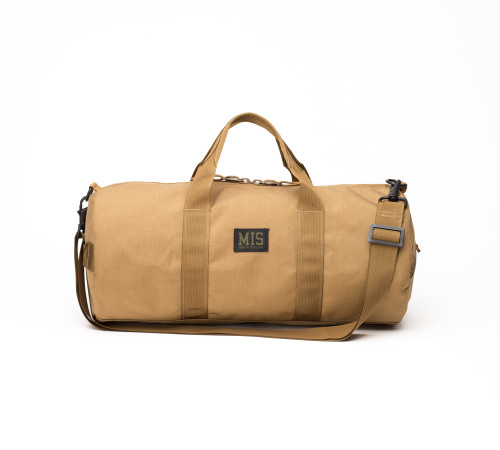 Training Drum Bag Small - Coyote Brown - Front