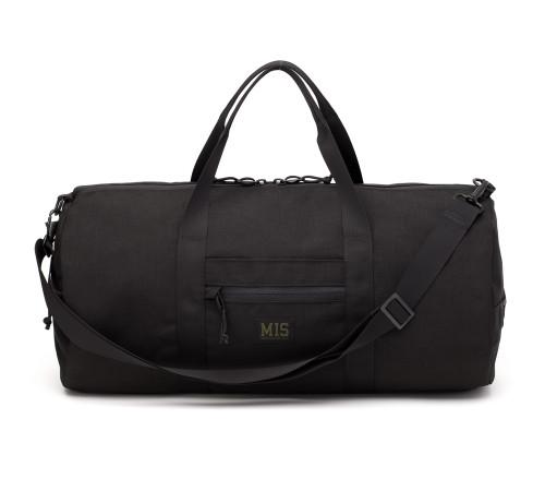 Training Drum Bag Medium - Black - Front