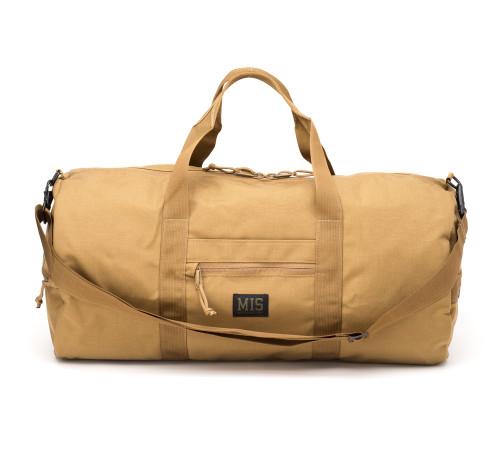 Training Drum Bag Medium - Coyote Brown - Front