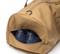 Training Drum Bag Medium - Coyote Brown - Side Pocket