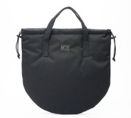 UK Helmet Bag - Black - Front