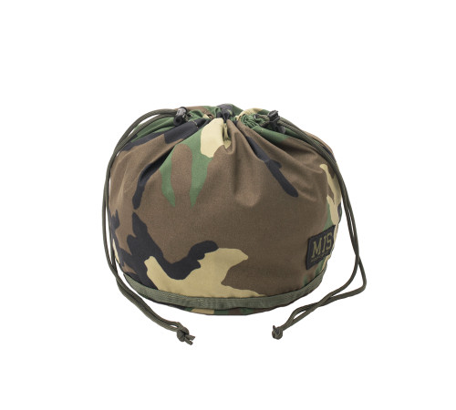 Personal Effects Bag - Olive Drab - Front Compress