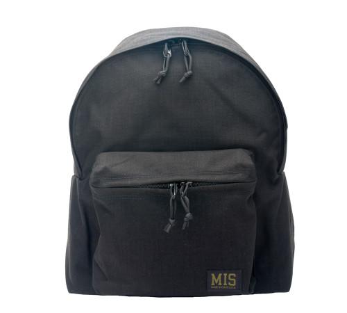 Daypack - Black Cordura - Front