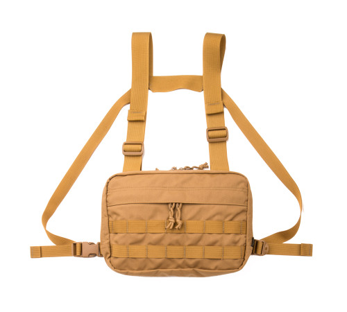 Chest Rig - Coyote Brown - Front 1