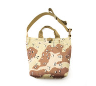 2Way Shoulder Bag - Chocochip Desert Camo - Front