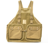 Hunting Vest - Coyote Tan - Front