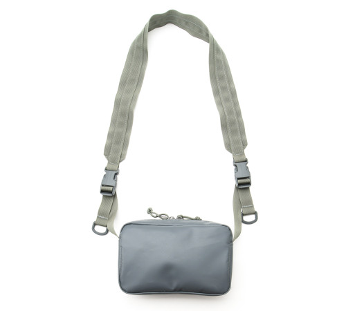 All Weather Shoulder Bag - Foliage - Front with Strap