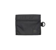 Folding Wallet - Black - Front