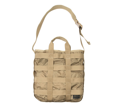 Tactical Carrying  Bag - Coyote Tan - Front