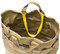 Multi Pocket Tote Bag - Olive Drab - Top