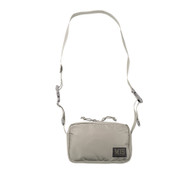 All Shoulder Bag Small - Foliage - Front with Strap