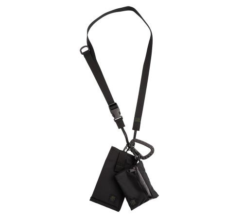 Tactical Key Strap Set - Black - All