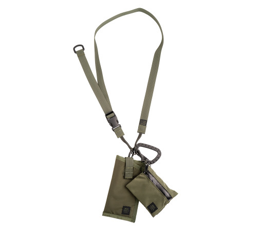 Tactical Key Strap Set - Olive - All