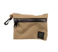 W Small Pouch - Coyote Tan - 1