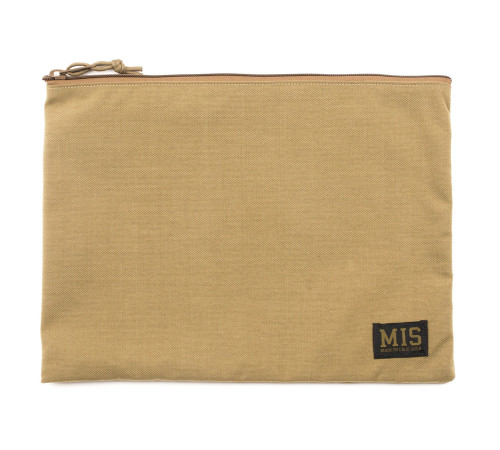 Tool Pouch L - Coyote Tan - Front