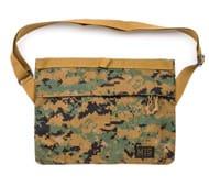 Padded Shoulder Bag - MarPat Woodland