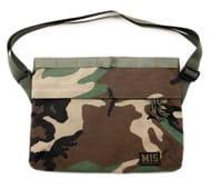 Padded Shoulder Bag - Woodland Camo