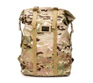 Roll Up Backpack - Multi Cam
