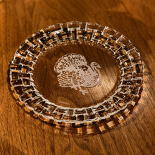 Thanksgiving Wine Coaster- Turkey