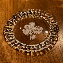 Thanksgiving Wine Coaster- Pine Cone