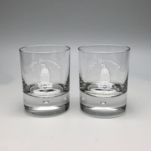 Crystal Double Old Fashioned (pair)