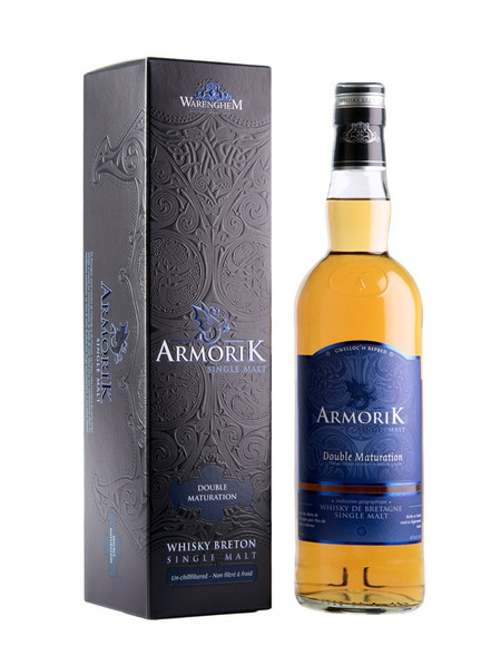 Armorik Single Malt Double Maturation