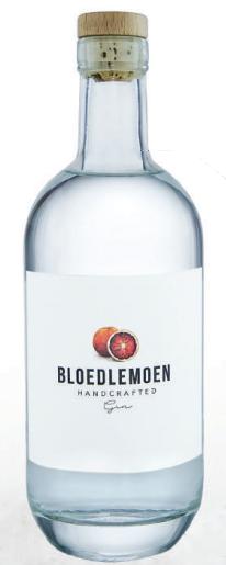 Bloedlemoen Blood Orange Gin