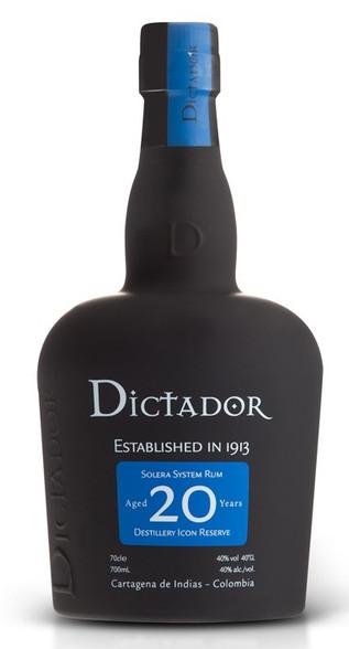 Aged Columbian Rum