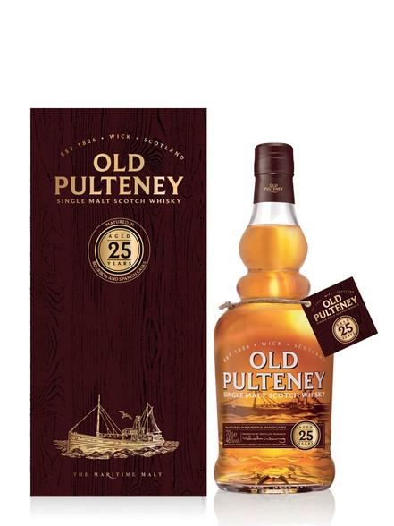 Old Pulteney 25YO