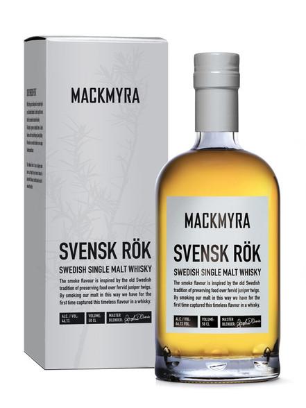 Svensk Smoke Whisky