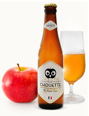 """The Owl"" French cider"
