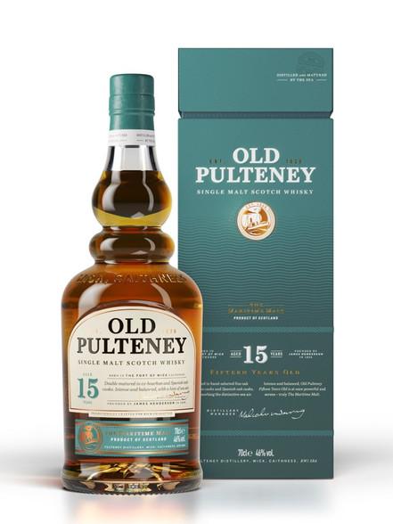 Old Pulteney 15YO