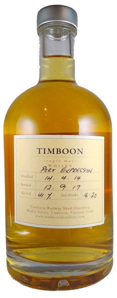 Timboon Port Expression Whisky