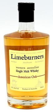 Limeburners Single Malt American Oak