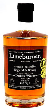 Limeburners Peated Darkest Winter