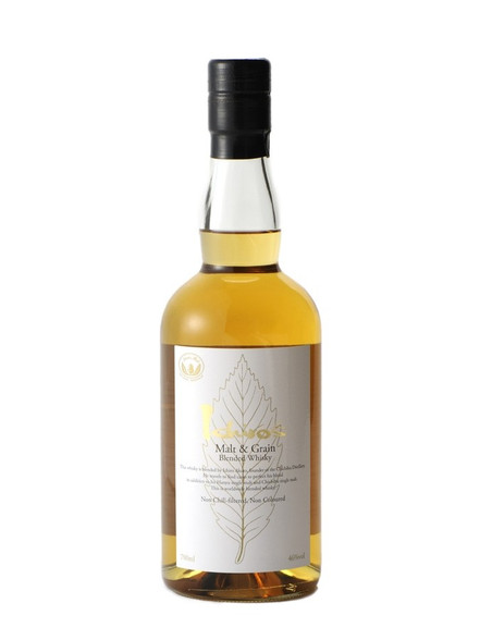 Ichiro's blended world whisky