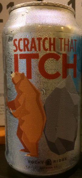 rocky Ridge Scratch that itch double ipa