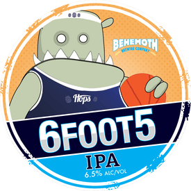 Behemoth 6 Foot 5 IPA