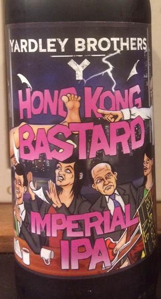 Hong Kong Bastard Imperial IPA