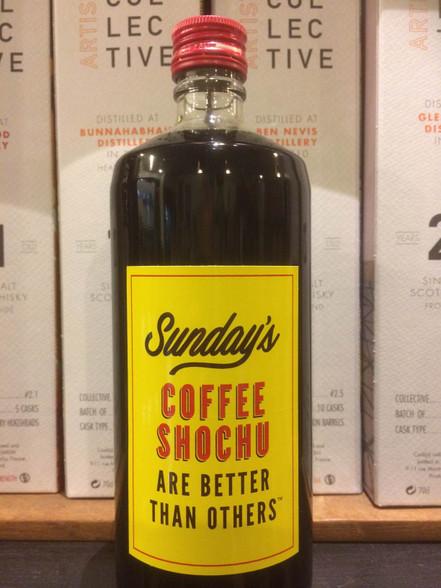 Sunday's Coffee Shochu
