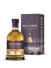 Kilchoman Islay Single Malt Sanaig sherry cask influence.