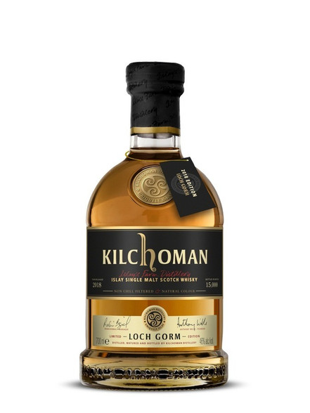 Kilchoman Islay Single Malt Loch Gorm Oloroso Cask