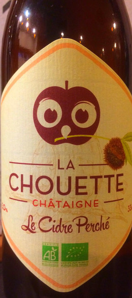 La Chouette French Chestnut Cider