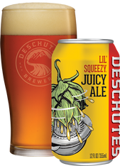 Lil' Squeezy Juicy Ale