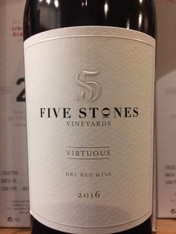 Five Stones Virtuous 2016