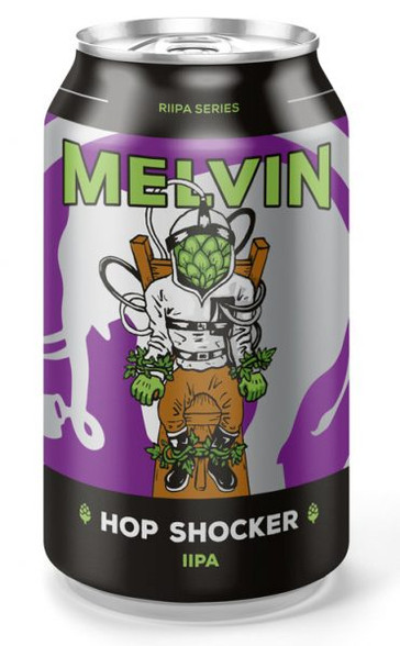 Melvin Hop Shocker Double IPA