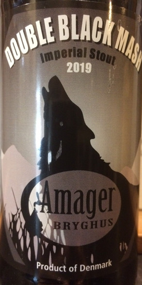 Amager Double Black Mash Imperial Stout