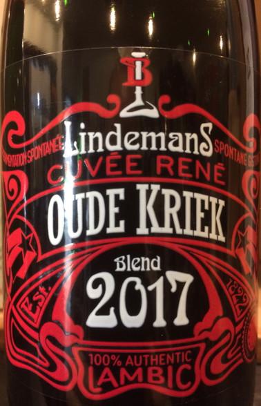 Limdemans Oude Kriek Cuvée René