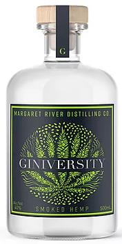 Giniversity Smoked Hemp Gin
