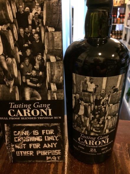 Caroni 23YO Tasting Gang 38th Edition